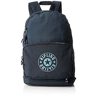 Kipling CLASSIC NIMAN FOLD Casual Backpack 49 cm 21 liters Blue (Lively Navy)