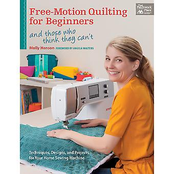 That Patchwork Place-Free-Motion Quilting For Beginners TP-B1278