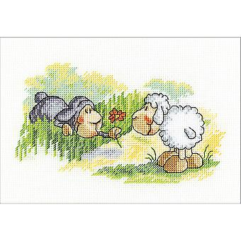 Choose Me...! Counted Cross Stitch Kit-7
