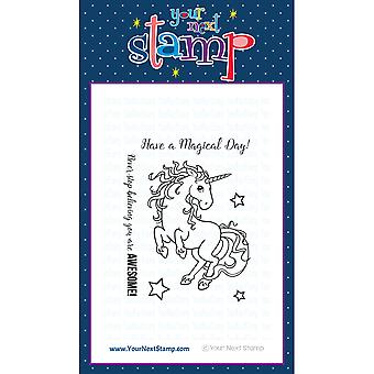 Your Next Stamp Clear Stamps 3