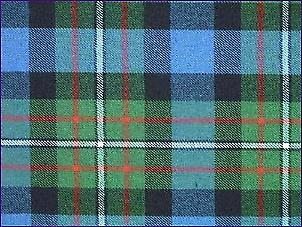 Ferguson, Antique - Pure tartan de laine