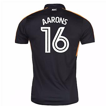 2016-17 Newcastle Away Shirt (Aarons 16)