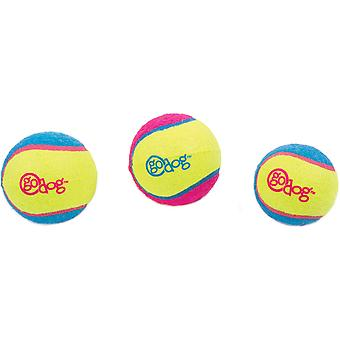 goDog Retrieval Ultimate Balls 3pk-Small 770404