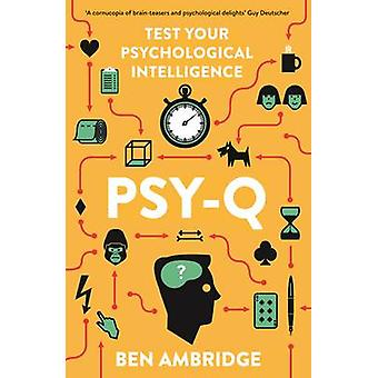 PsyQ by Ben Ambridge