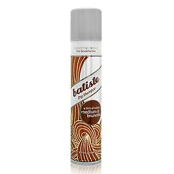 Batiste Dry Shampoo Plus Beautiful Brunette 200ml For brown shades of hair