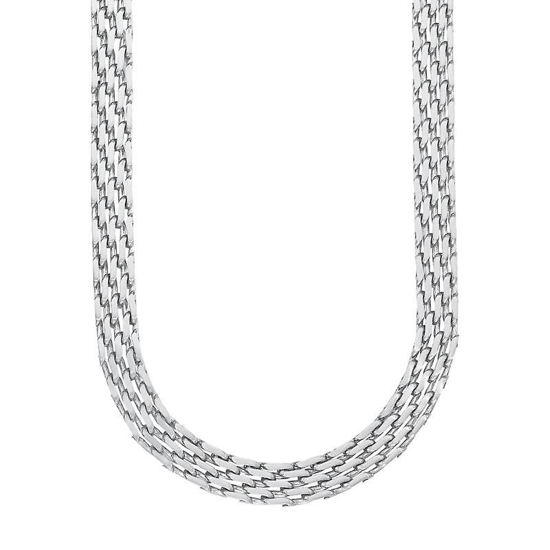 s.Oliver Jewel Men necklace chain stainless SO1217 / 1-508568