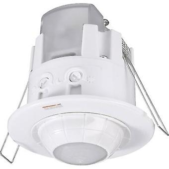 Recess-mount, Ceiling Motion detector Suevia SU136012 360 ° White IP20