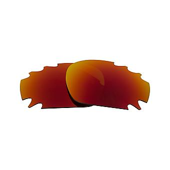 Best SEEK Polarized Replacement Lenses for Oakley VENTED JAWBONE Purple Red