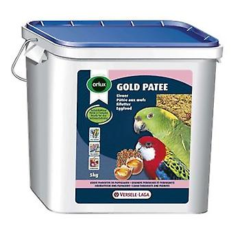 Versele Laga Orlux Gold Pate Parrot and parakeets 5 kg. (Vogels , Voederpasta)