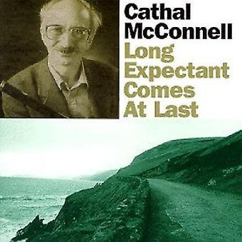 Cathal McConnell - largo viene expectante en la última importación de Estados Unidos [CD]