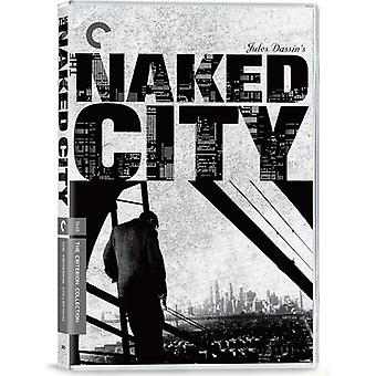 Naked [DVD] USA import
