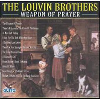 Hermanos de Louvin - arma de importación USA de oración [CD]