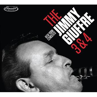 Jimmy Giuffre - New York Concerts [CD] USA import