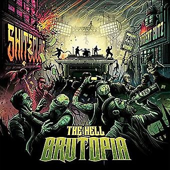 Hell - Brutopia [Vinyl] USA import