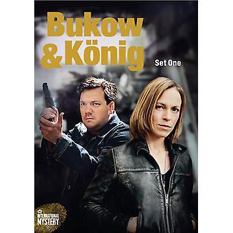 Bukow & Konig: Set 1 [DVD] USA import