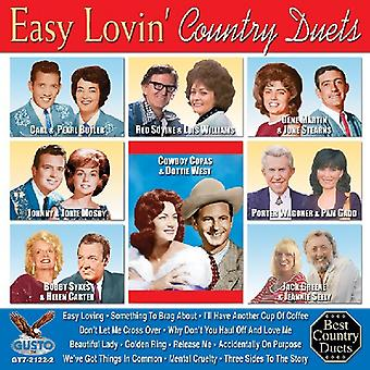 Easy Lovin' Country Duets - Easy Lovin' Country Duets [CD] USA import