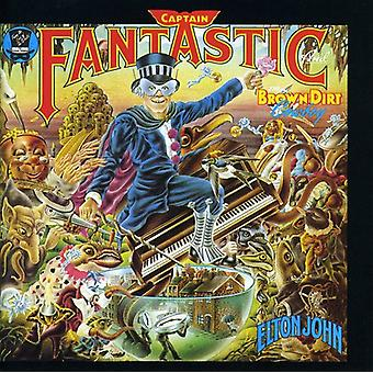 Elton John - Captain Fantastic & the Brown Dirt Cowboy [CD] USA import