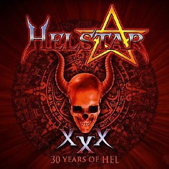 Helstar - 30 års Hel [CD] USA import