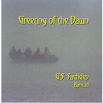 GS Sachdev - hilsen af Dawn [CD] USA importen