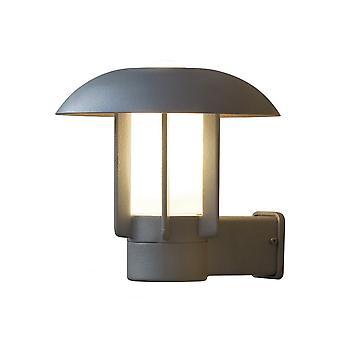Konstsmide Heimdal Aluminum Oriental Styled Wall Light