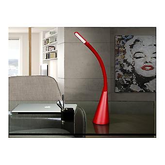 Schuller mentido lámpara de mesa LED rojo