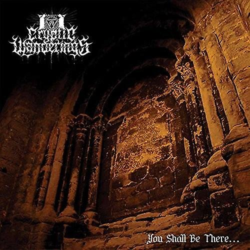 Cryptic Wanderings - You Shall Be There [CD] USA import