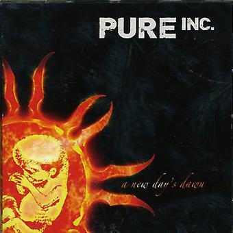 Pure Inc. - ny dags Dawn [CD] USA import