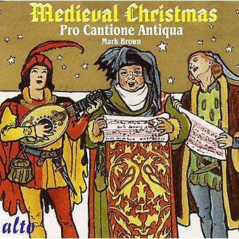 Medieval Christmas - Medieval Christmas [CD] USA import