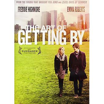 Art of Getting by [DVD] USA import