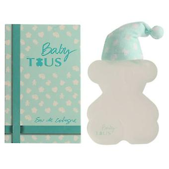 Tous Baby Eau De Cologne Vapo 100 ml (Childhood , Cosmetics , Colonies)