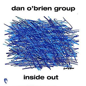 Dan O'Brien gruppe - indefra og ud [CD] USA import
