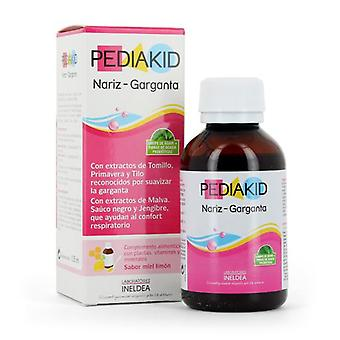 Ineldea Nose-Throat Pediakid Syrup 125ml.