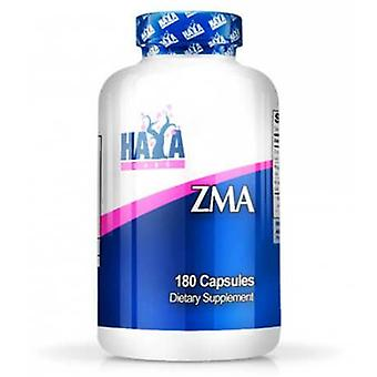 Haya Labs ZMA 180 Capsules (Sport , Minerals)