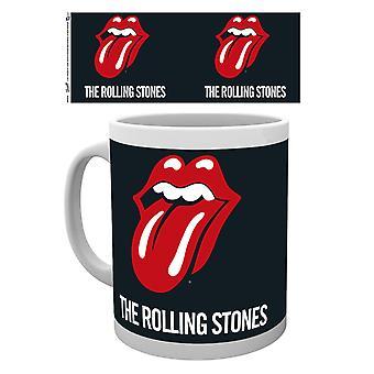 Die Rolling Stones Logo Mug