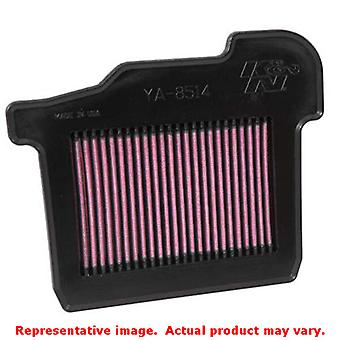 K&N Drop-In High-Flow Air Filter YA-8514 Fits:NON-US VEHICLE SEE NOTES FO