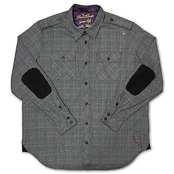 Sabit Glen Long Sleeve Shirt Black