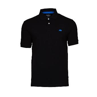 Signature Polo Shirt – Black
