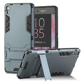 Sony Xperia XA rustning stå fallet - mörkblå