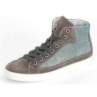 Ricosta Elaine Graphit Himmel Velour Wonderful 8103200122 universal  kids shoes