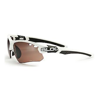 Bloc Titan X631S lunettes de soleil - blanche Vermillion