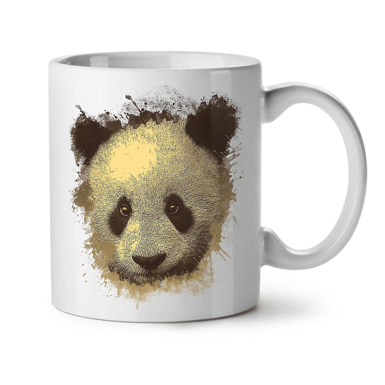 Blanc 11 Café Animal Céramique Bear Mignon Nouveau Thé Tasse Panda OzWellcoda XZOuwkilPT