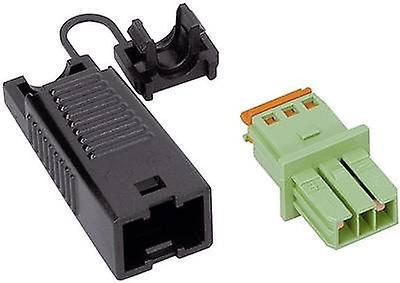 Mains connector Series (mains connectors) WINSTA KNX Socket, straight