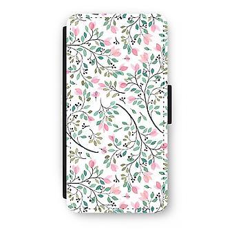 iPhone 8 Plus Flip Case - nätta blommor