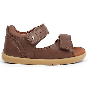 Bobux-andar rapazes Driftwood sandálias Brown