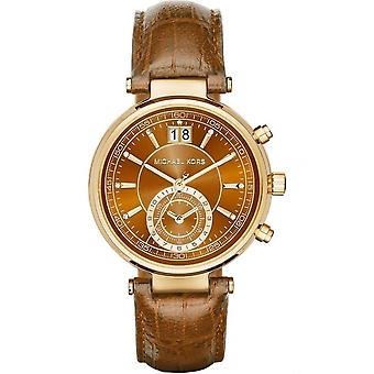 Michael Kors Ladies' Sawyer Chronograph Watch MK2424
