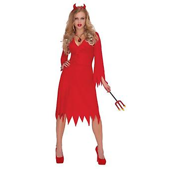 Amscan Devil Costume for Adult Standard (Babies and Children , Costumes)
