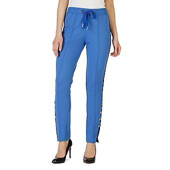 Pinko Women Trousers Blue
