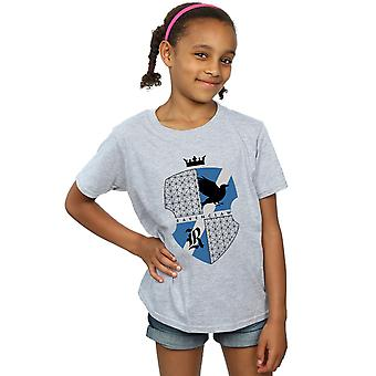 Harry Potter Girls Ravenclaw Shield T-Shirt