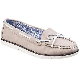 Divaz Womens/Ladies Avril Lightweight Sporty Casual Boat Shoes