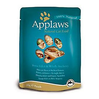 Applaws Cat Food Layers Tuna With Anchovy